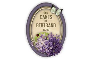 Les Cakes de Bertrand Logo