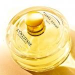 L`Occitane en Provence(欧舒丹)与Pierre Herme的合作:Pamplemousse Rhubarbe(葡萄柚-大黄),Jasmin Immortelle Neroli(茉莉-蜡菊-奈若利橙花),Miel Mandarine(蜂蜜-橘子)香氛