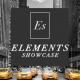 2013年一月的Elements Showcase展会的参展商